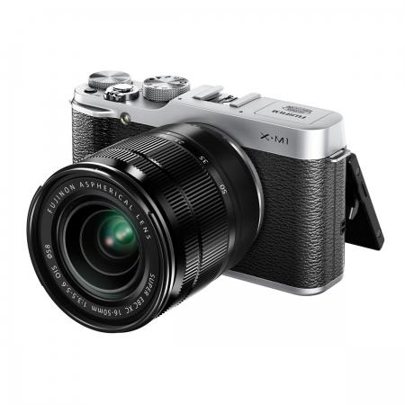 Fujifilm-FinePix-X-M1-16-50mm-argintiu-29134