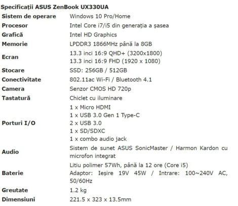 asus-zenbook-ux330ua-specificatii